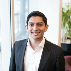 Nikhil Mishra - Workplace Relations Advisor