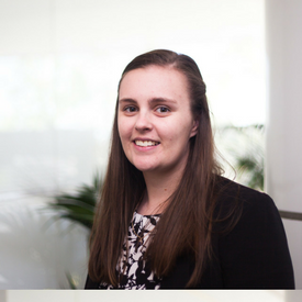 Jessica Parry - Workplace Relations Advisor