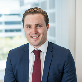 Rhys Kingston - Senior Workplace Relations Advisor
