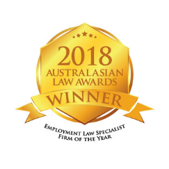 Employment Law Specialist Firm of the Year logo