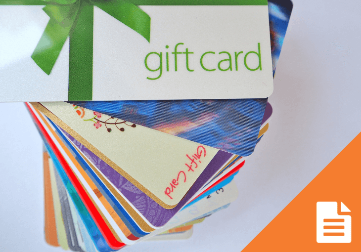 Are you selling invalid gift cards? New changes to the NSW gift card laws are now in effec